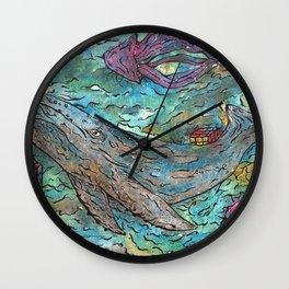 Rubix Wall Clock