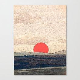 Tokyo drift Canvas Print