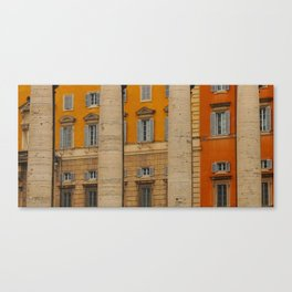 Neighbors to The Pope! Canvas Print