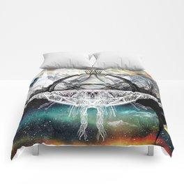 TwoWorldsofDesign Comforters