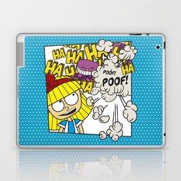ha haha ha Laptop & iPad Skin