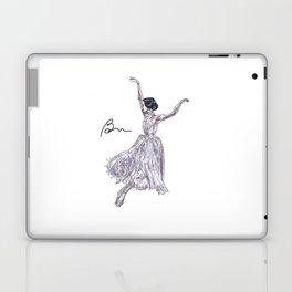 Natalia Osipova as Giselle Laptop & iPad Skin