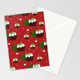 The Christmas Pudding Collection  Stationery Cards