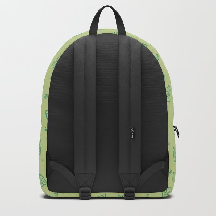 Life and living Backpack
