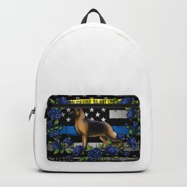 Thin Blue Line USA Version Backpack