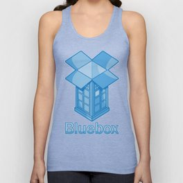 Bluebox Unisex Tank Top