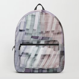 Abstract windows Backpack