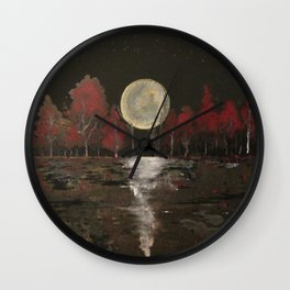 Yestereve Wall Clock