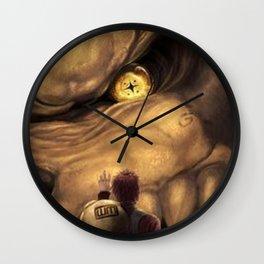 Gaara Wall Clock