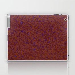 Swirls Pattern Laptop & iPad Skin