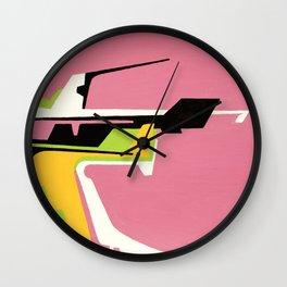 67 Wall Clock
