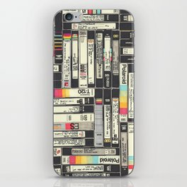 VHS II iPhone Skin