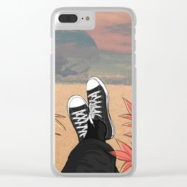 Take it eazy. Clear iPhone Case