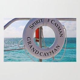 Spirit of Cayman Rug