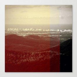 Serenity. Canvas Print