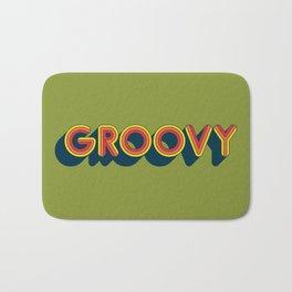 Groovy Bath Mat