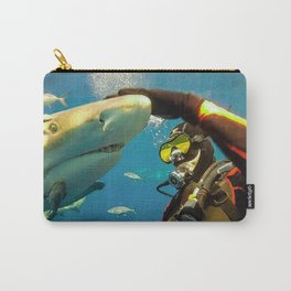 Shark Bite Diving Carry-All Pouch