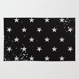 Grunge Spangled Banner Rug
