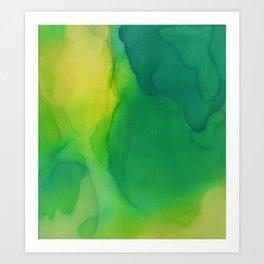 Hummingbird II Art Print