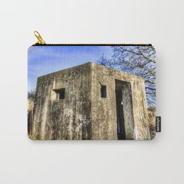 WW2 Pill Box Carry-All Pouch