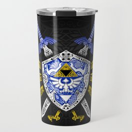 Heroes Legend - Zelda Travel Mug