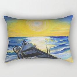 Come Follow Me Rectangular Pillow
