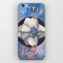 Little Light iPhone Skin