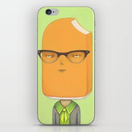 Ill Humored Ice Cream-Dreamsicle iPhone Skin