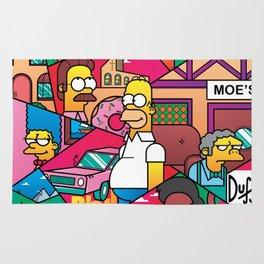 The Simpson Rug
