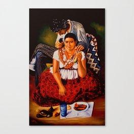 China Poblana Canvas Print