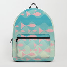on the wave Backpack