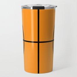 #9 Basketball Travel Mug