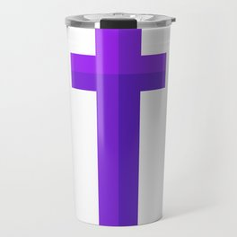 Christian Cross Travel Mug