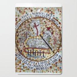 Agnus Dei Lamb of God Cutting Board