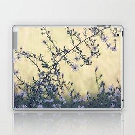 Wild Asters Botanical Laptop & iPad Skin