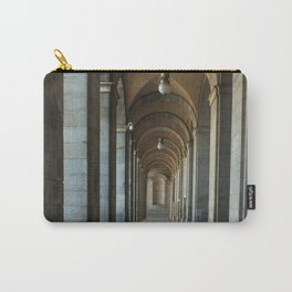 Enfilade right, Royal palace, Madrid Carry-All Pouch
