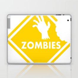 Halloween Zombie Laptop & iPad Skin