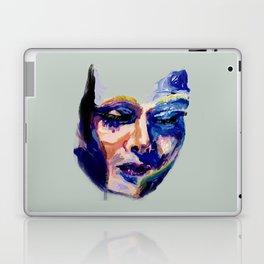 Face in Acrylic Laptop & iPad Skin