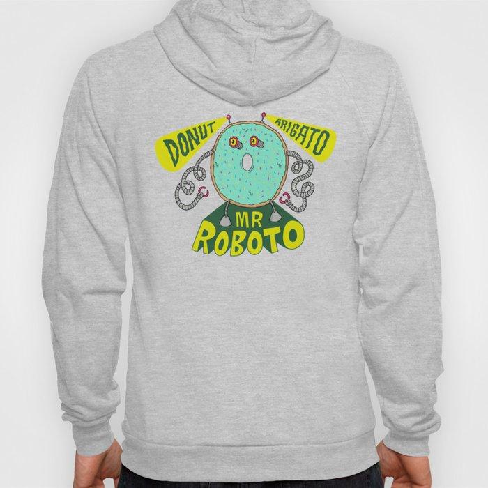 Donut Arigato Hoody