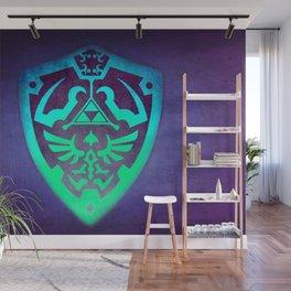 Zelda Shield Wall Mural