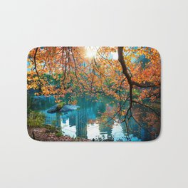 Magical Fall Bath Mat