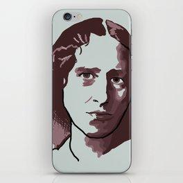 George Eliot iPhone Skin