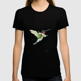 Ruby Throated Hummingbird T-shirt