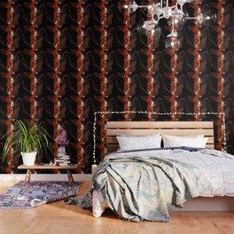 Antelope leap Wallpaper