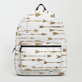 Contrary arrows Backpack