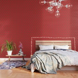 Christmas gifts - red and green Wallpaper
