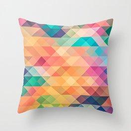 Razzle Dazzle Throw Pillow