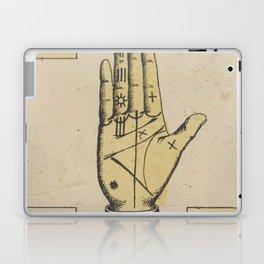 Vintage French Sun Tarot Card Laptop & iPad Skin