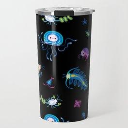 Zooplankton Travel Mug