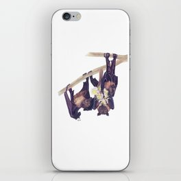 Flying Foxes iPhone Skin